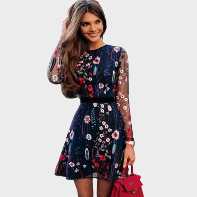 mini-robe-a-fleurs