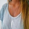 X155-Mode-Plume-Pendentif-Colliers-Style-Boh-me-Feuille-Longue-Colliers-Pour-Femmes-Maxi-Pull-Accessoires