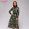 S-Saveur-patchwork-impression-femmes-robe-a-ligne-2020-printemps-vintage-style-vestidos-pour-femme-d