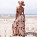 Robe-fleur-été