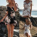 Robe-plage-été