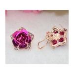 Boucles-doreilles-rose