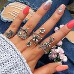 bagues-ensemble-fleurs