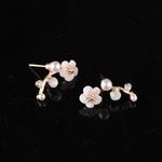 Boucles-Oreilles-Fleur-Mode