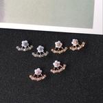 Boucles-doreilles-fleurs