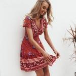 Robe-fleurie-été