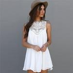 femme-robe-blanche-dentelle