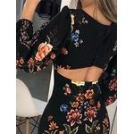 robe-fleurie-courte