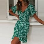 robe-plage-verte