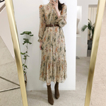 robe-a-fleurs-beige