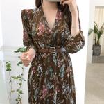 robe-imprimé-floral