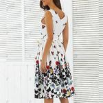 robe-a-fleurs-blanche