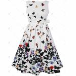 robe-femme-papillons