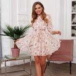 robe-fleurs-courte