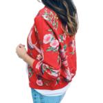 veste-fleurie-rouge