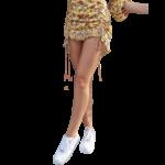 robe-a-fleur-jaune
