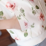 blouson-fleurie-blanc