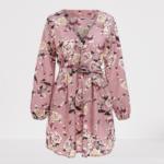 robe-a-fleur-courte