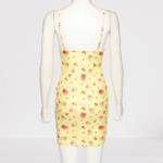 mini-robe-a-fleurs-jaune