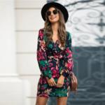 robe-mini-fleurie-femme