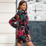 robe-mini-fleurie