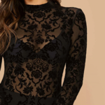 robe-imprimé-fleuri-sexy