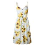 robe-fleurie-midi-vintage