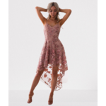 robe-fleurie-rose-femme
