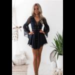 robe-fleurie-noire-dentelle-sexy
