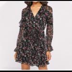 robe-a-fleurs-courte-mode