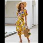 robe-a-fleurs-jaune
