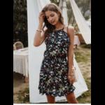 robe-a-fleurs-bleue-tendance