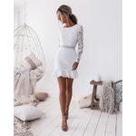 robe-blanche-fleurie-dentelle