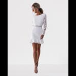 robe-blanche-fleurie