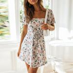 robe-blanche-fleurie-sac