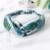 bandeau-a-fleurs-banc-vert-bleu