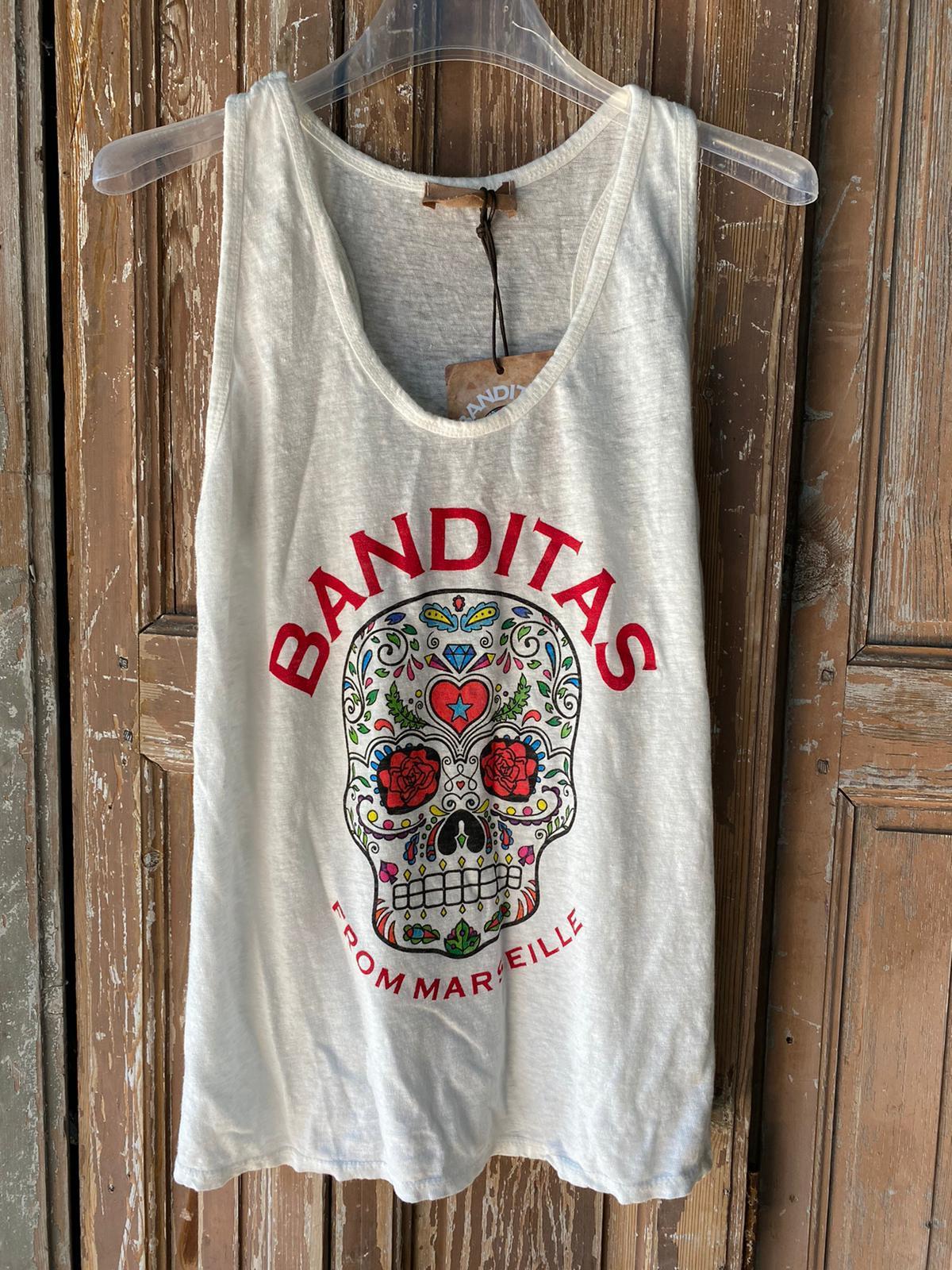 Débardeur BERGAMO - Banditas