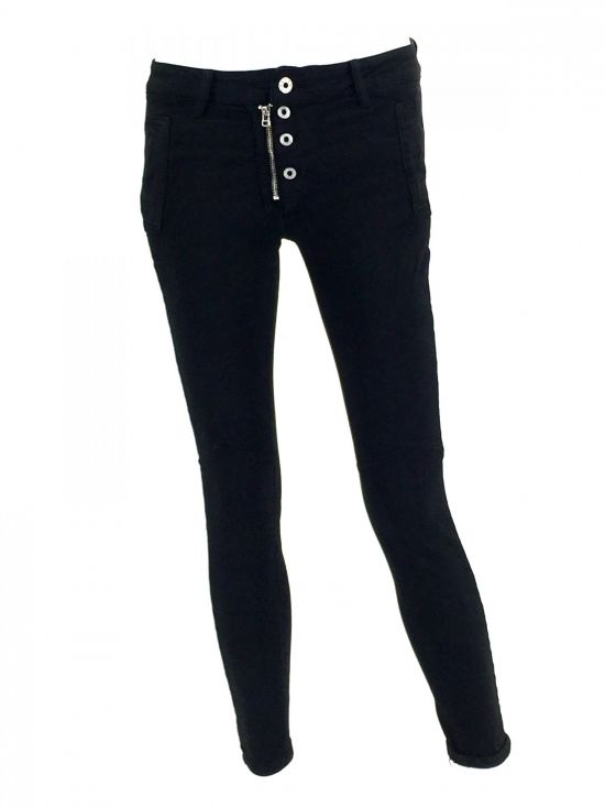 Pantalon MELLY Noir - MELLY & CO