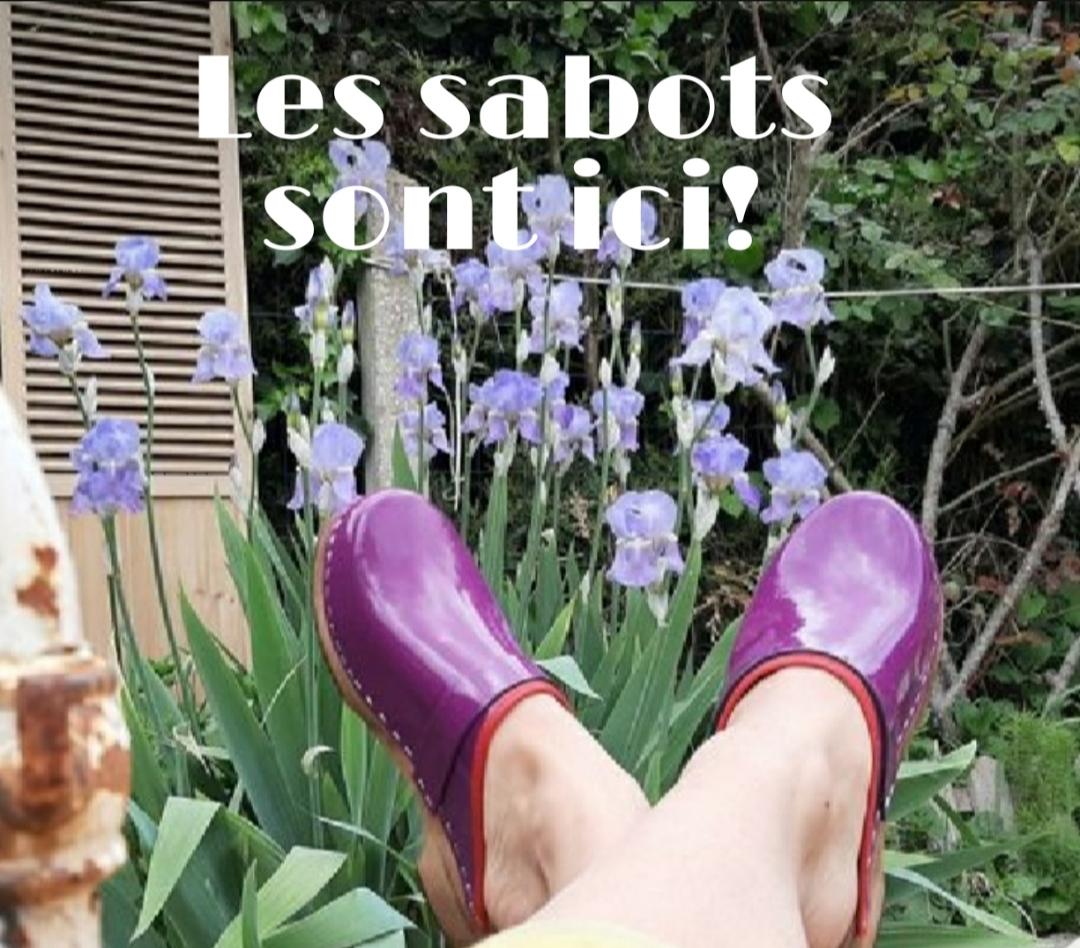 SABOTS SUEDOIS