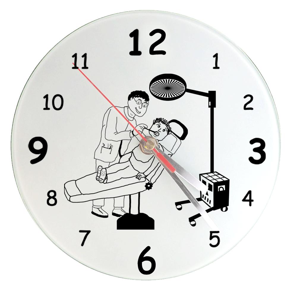Horloge Dentiste