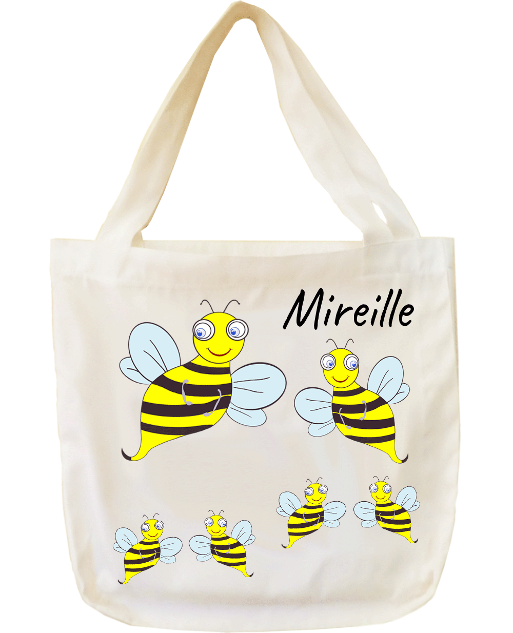 Tote Bags Abeille
