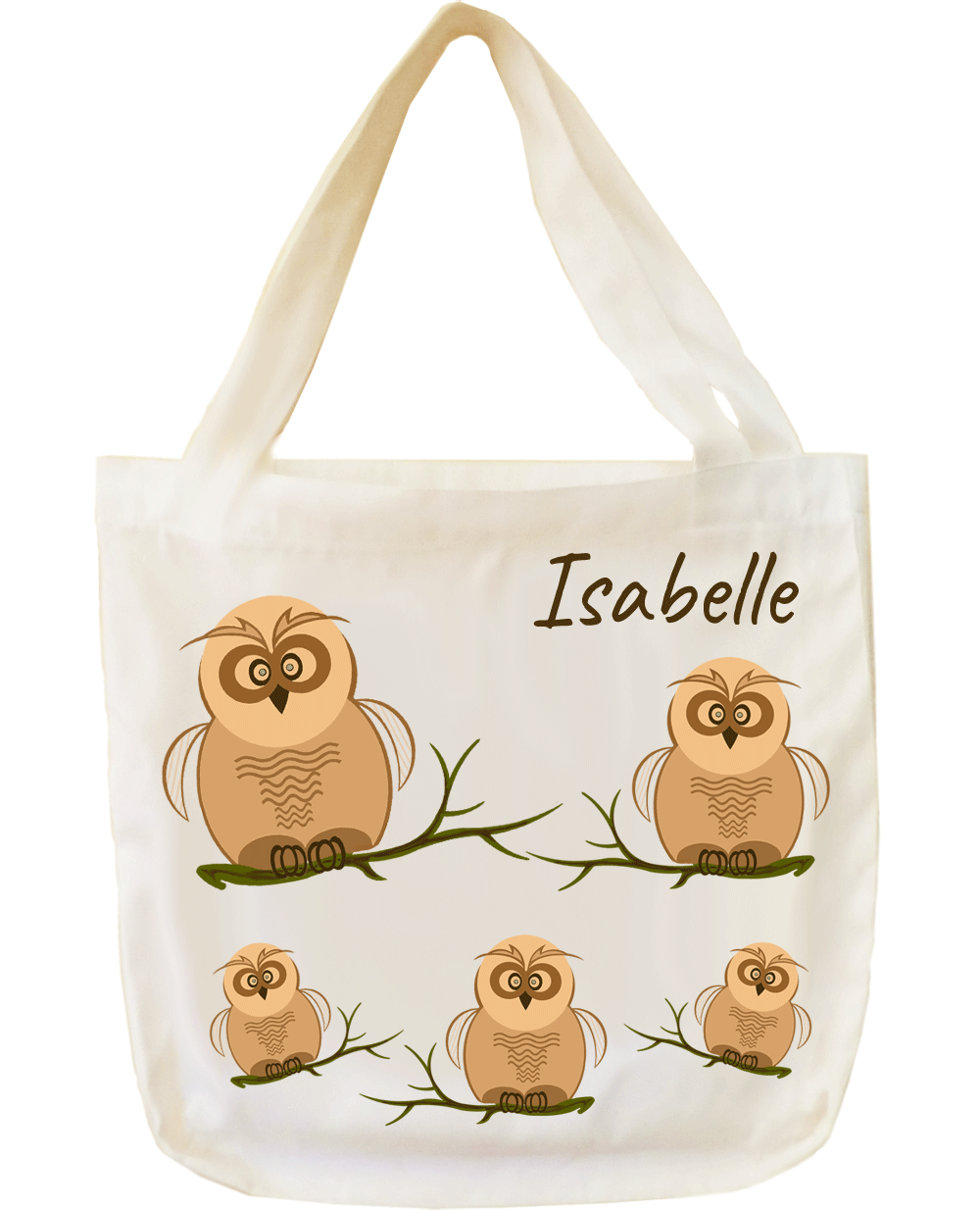 Tote Bags Chouette
