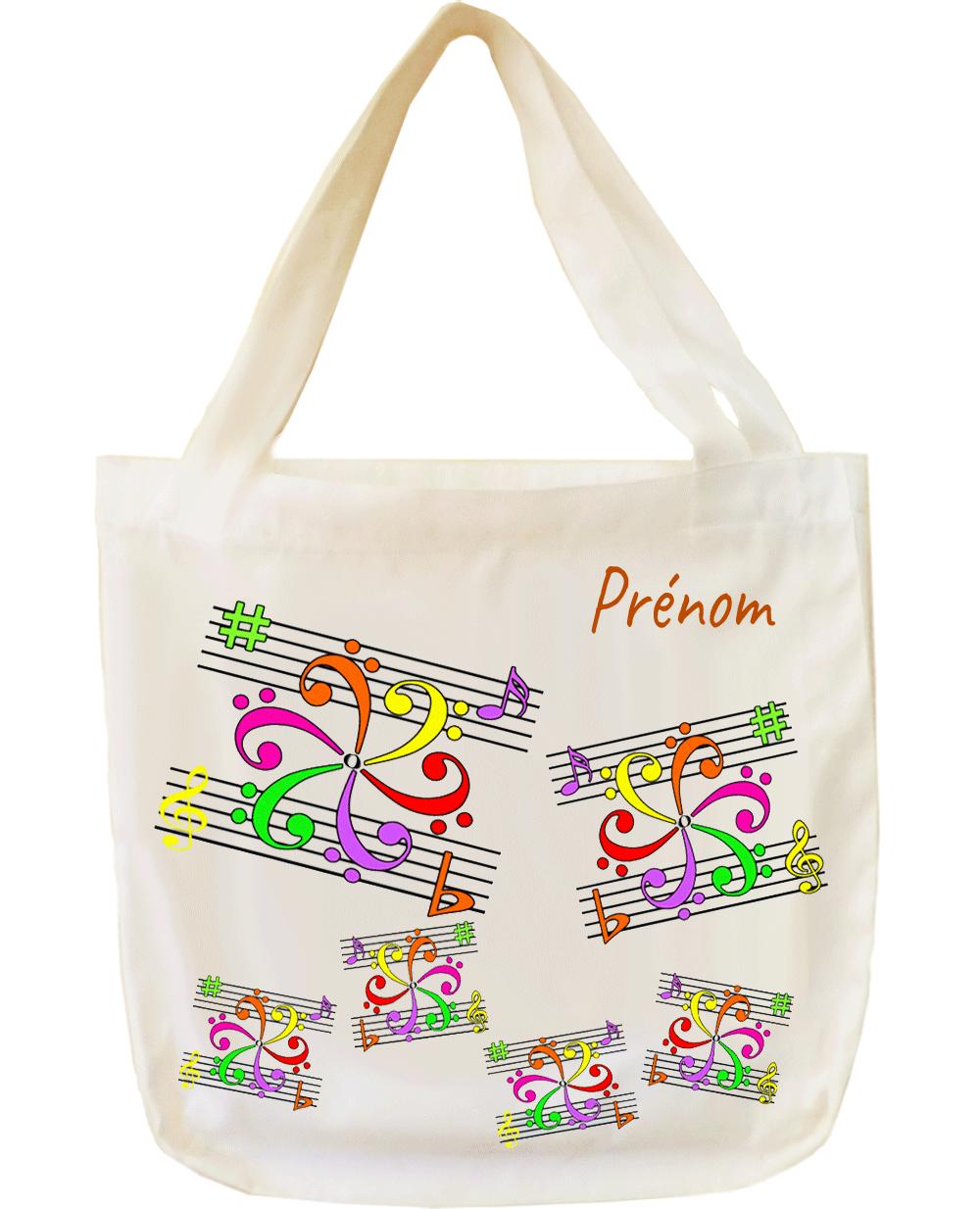 tote-bag;sac;cabas;texti;cadeaux;personnalisable;personnalisation;personnalise;prenom;dessin;zen;mandala