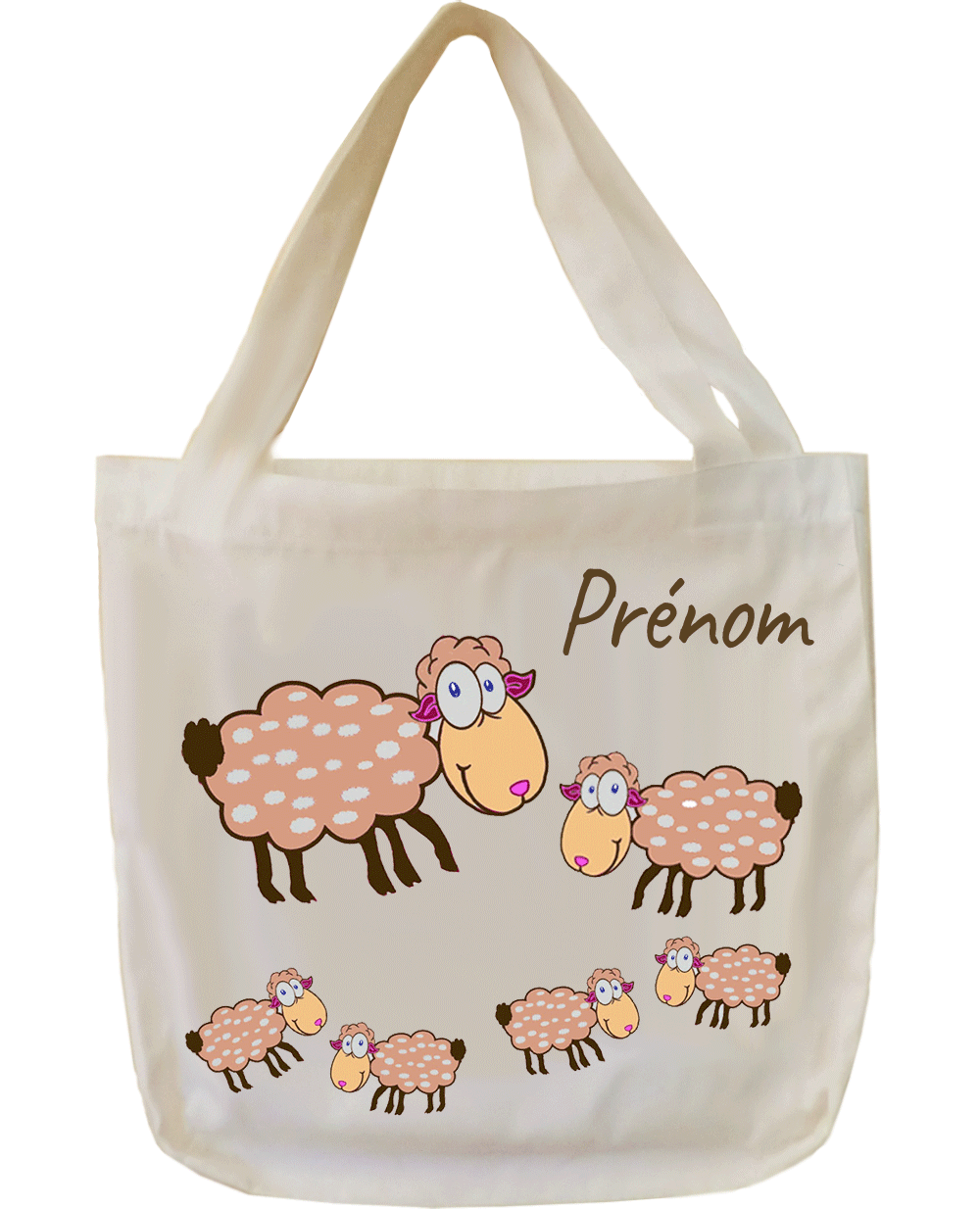 Tote Bags mouton