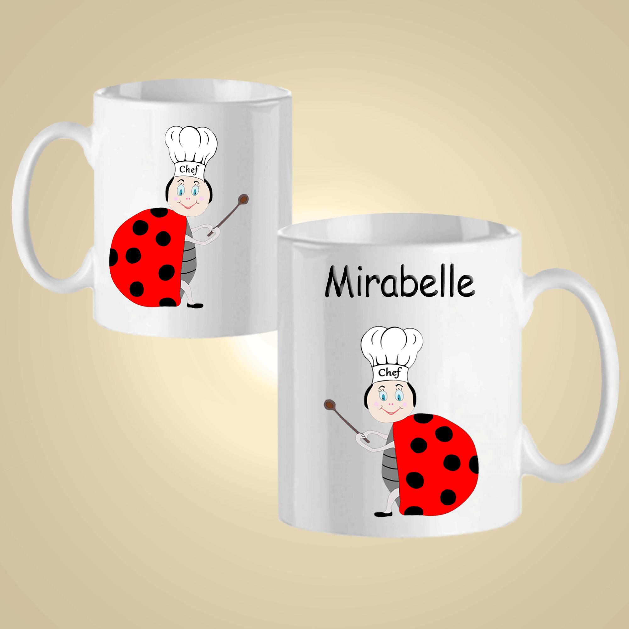 mug-coccinelle-prenom-personnalisable-personnalisation-personnalise-blanc-ceramique-tasse-cuisine-cuillere-animal-insecte-bete-a-bondieu-mirabelle