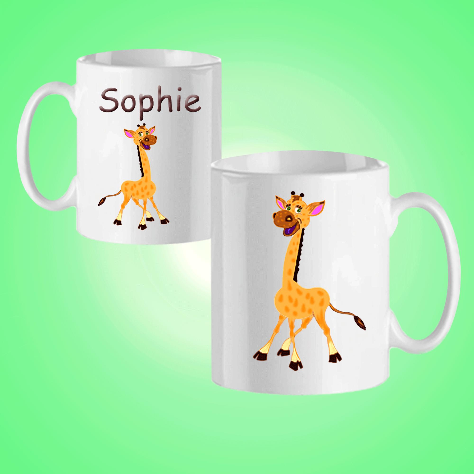 mug-girafe-prenom-personnalisable-personnalisation-personnalise-blanc-ceramique-tasse-savane-afrique-animal-mammifere-sophie