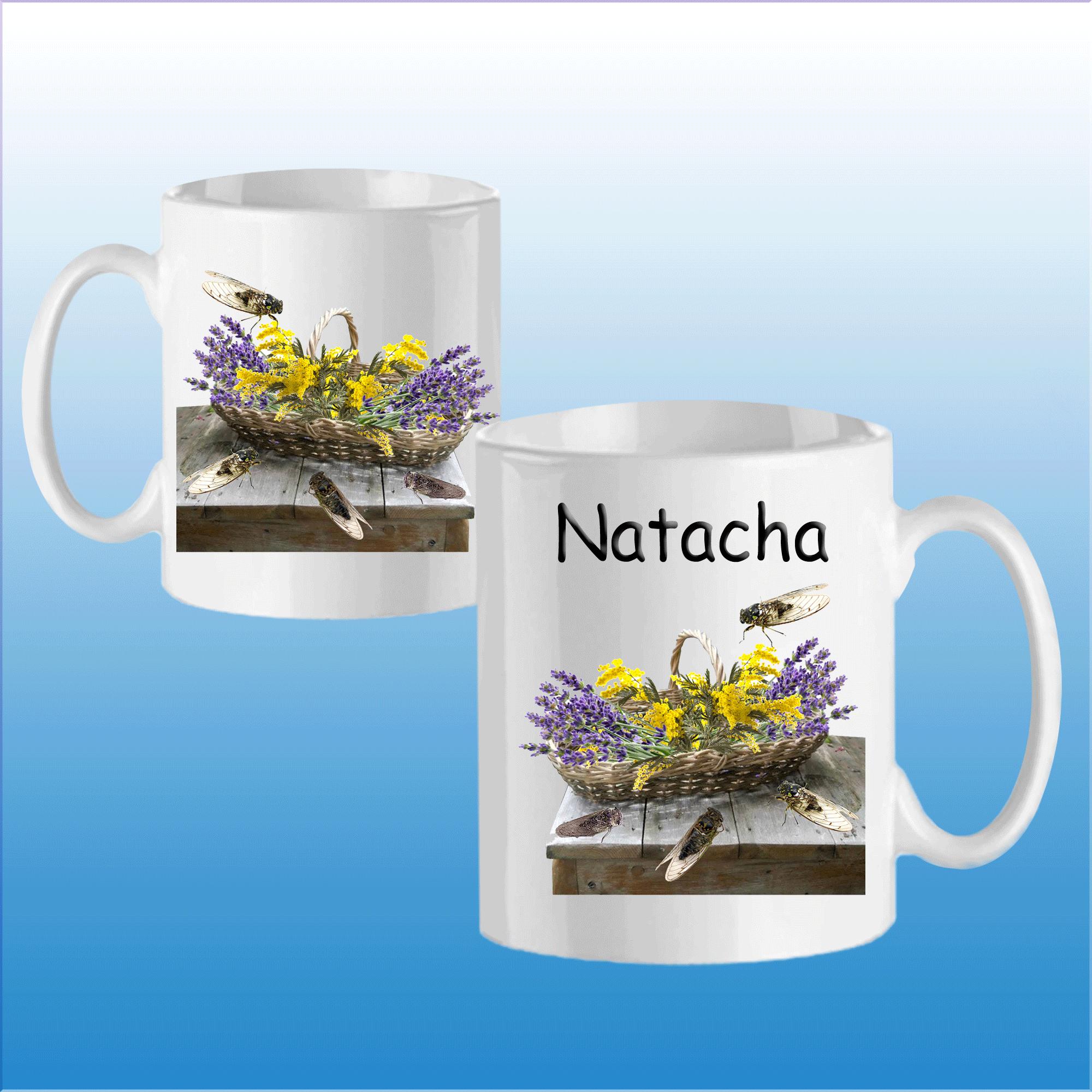 mug-provence-prenom-personnalisable-personnalisation-personnalise-blanc-ceramique-tasse-lavande-cigale-panier-genet-natacha