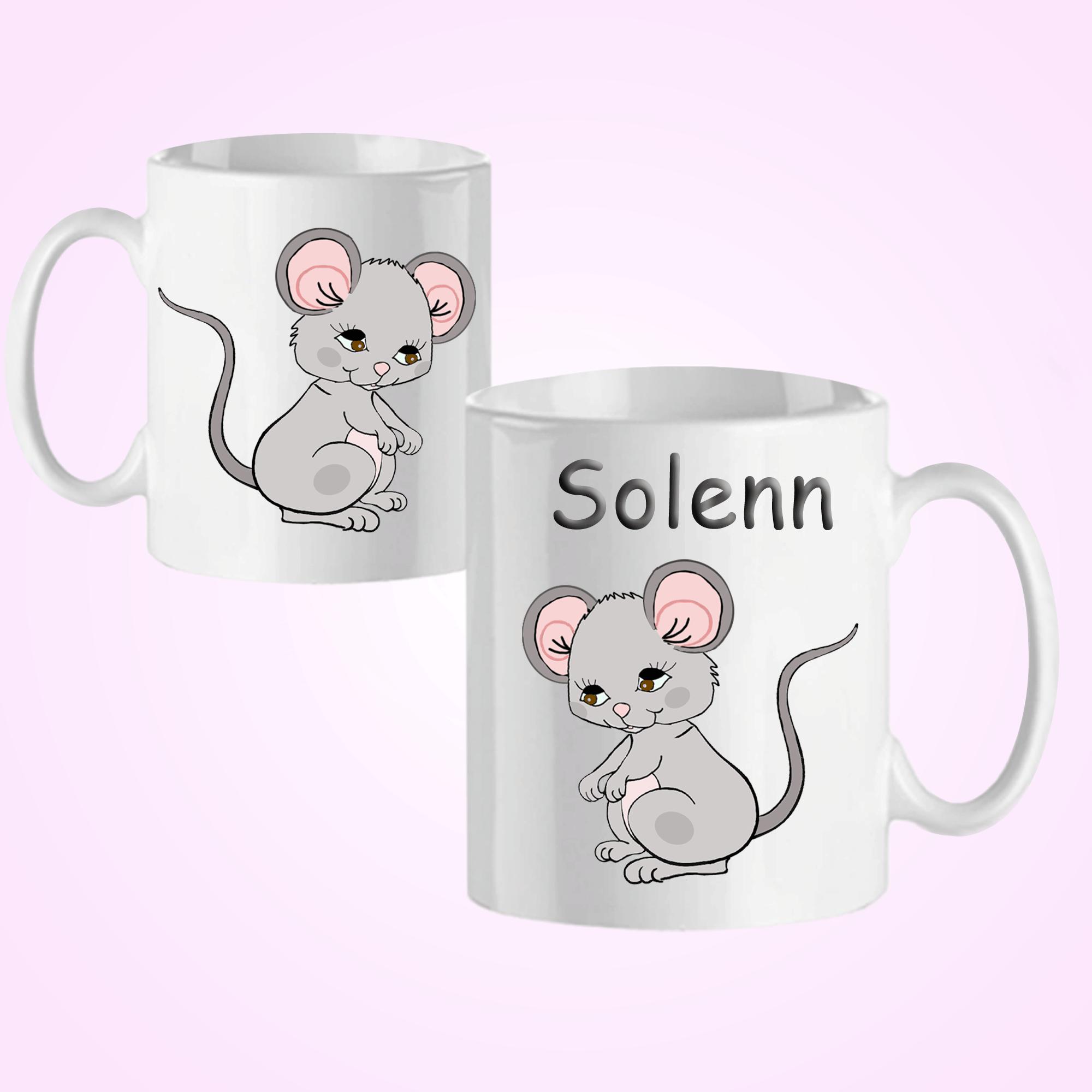 mug-souris-prenom-personnalisable-personnalisation-personnalise-blanc-ceramique-animal-souriceau-rat-raton-fromage-gruyere-solenn