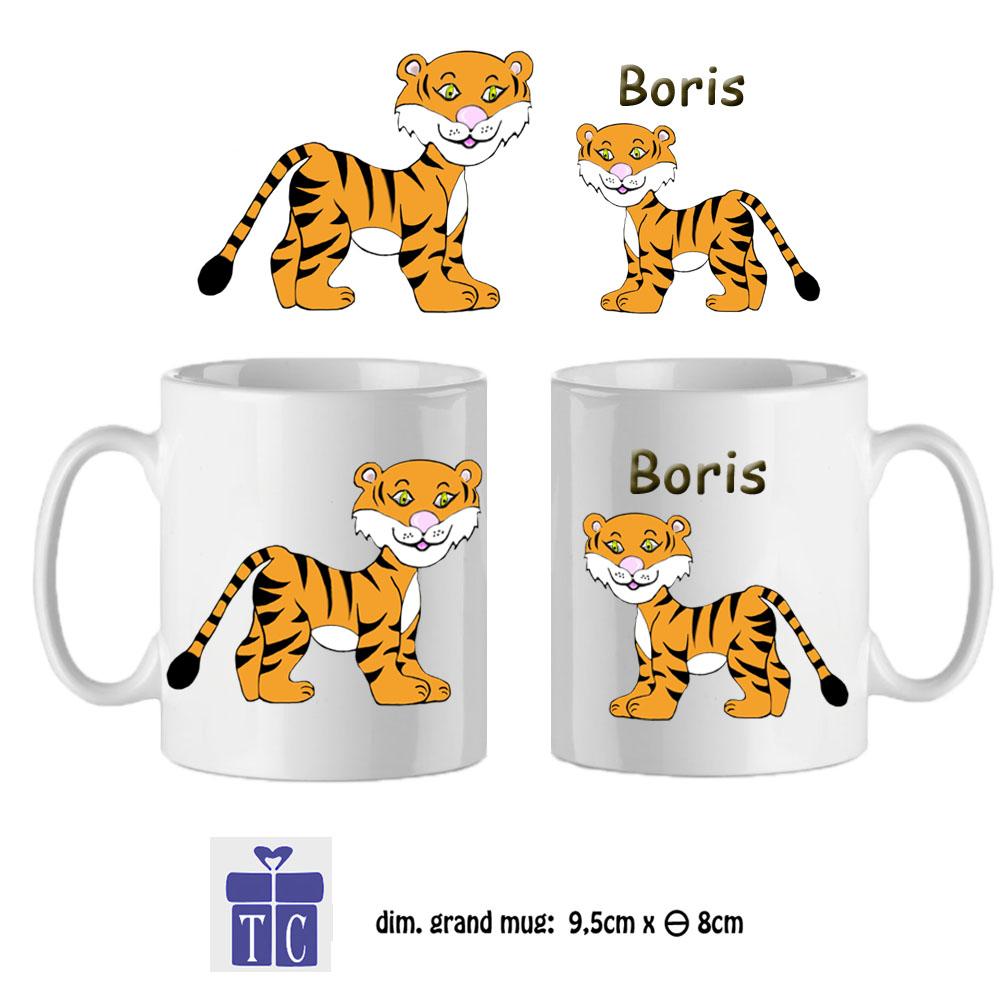 44Mug-texticadeaux-cadeaux-tigre-prenom-boris