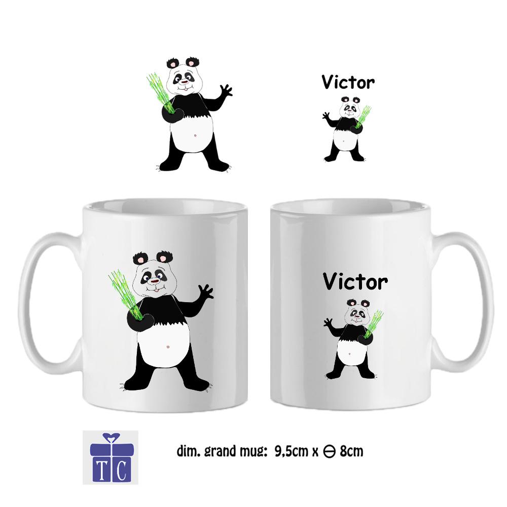 39Mug-texticadeaux-cadeaux-panda-prenom-victor